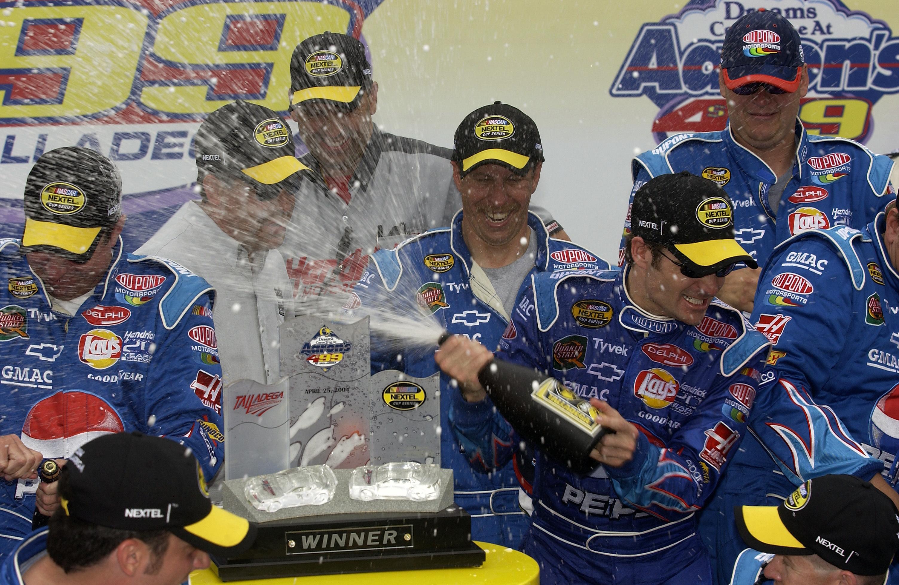 Three memorable moments: Talladega | Hendrick Motorsports