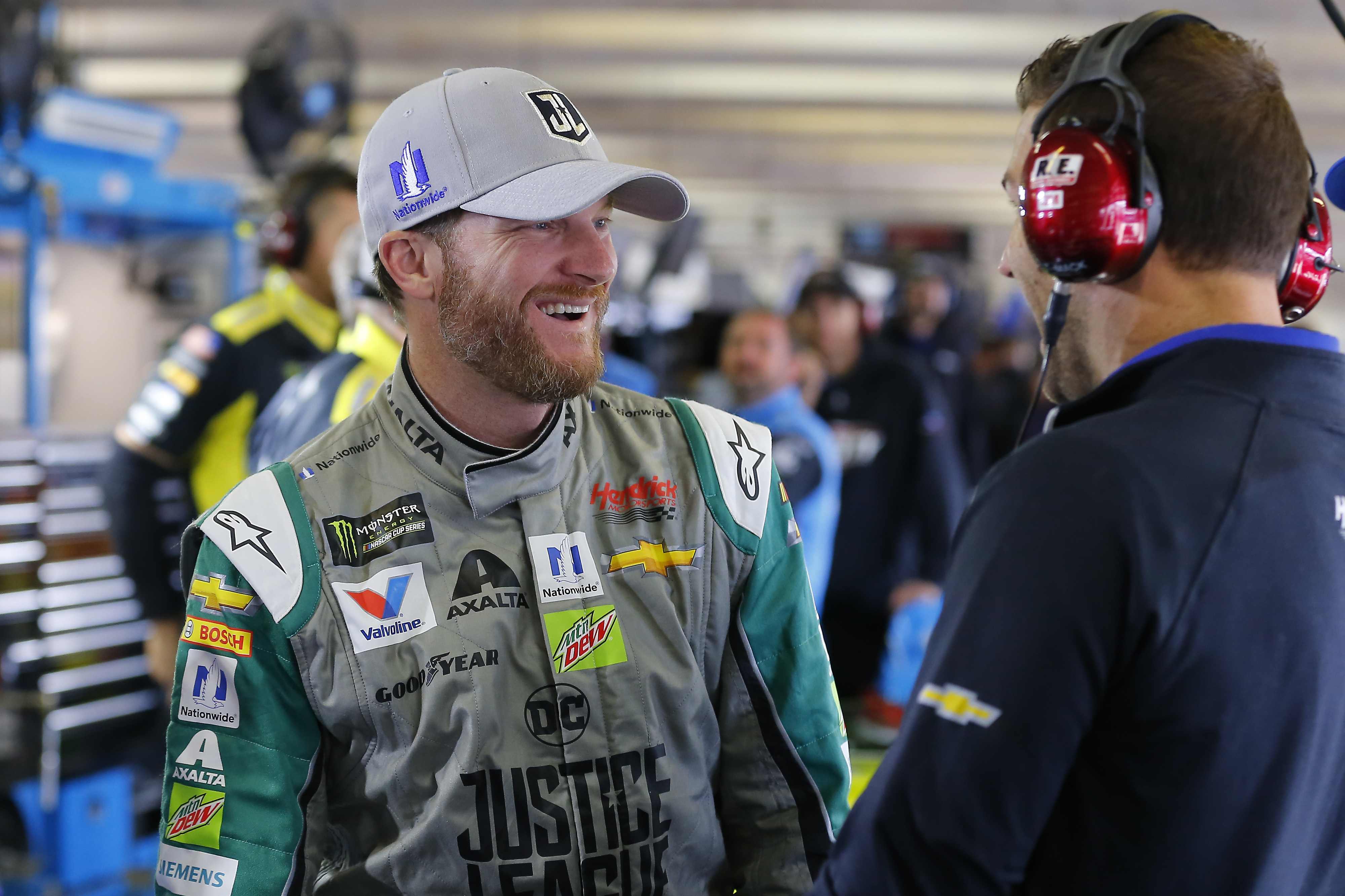 5a1f2b17 CONCORD, N.C. -- Over the weekend, Nationwide, NASCAR and Chevrolet all  shared videos showcasing their appreciation -- or #appreci88ion -- of Dale  Earnhardt ...