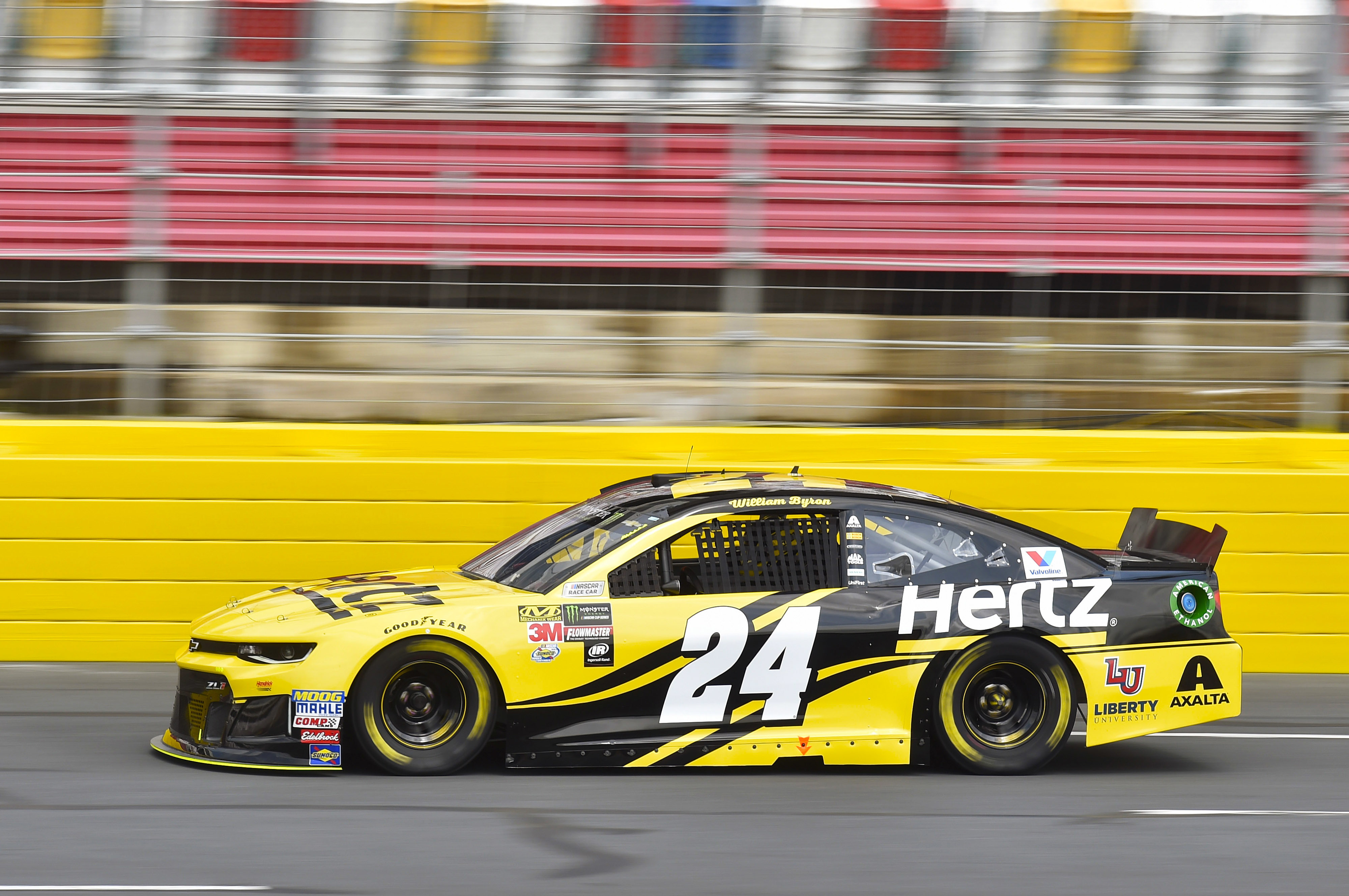 Win a VIP race experience with Byron and No. 24 team thanks to Hertz | Hendrick Motorsports