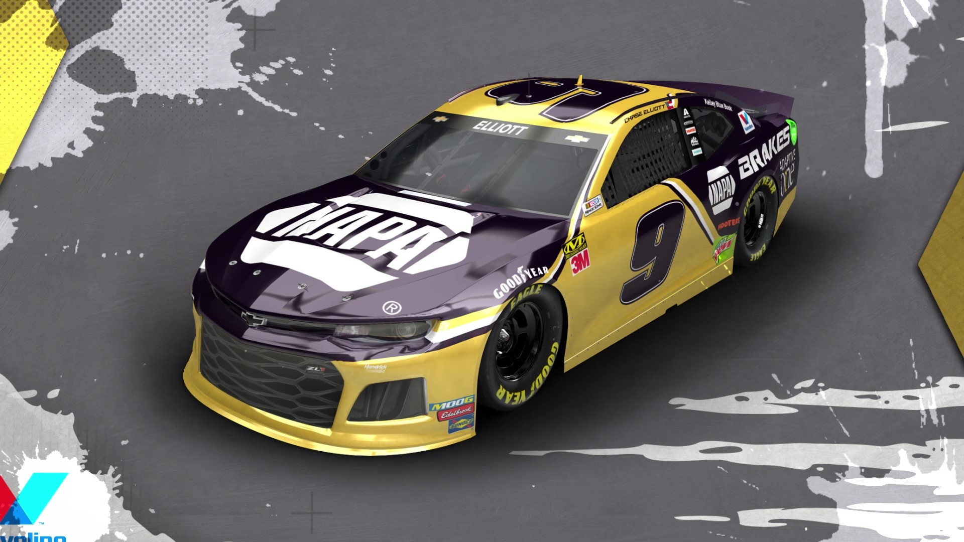 Paint Scheme Preview: Dover   Hendrick Motorsports