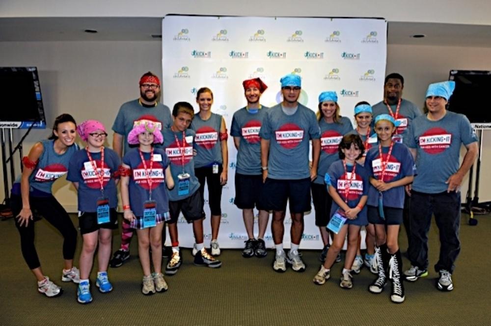 Jeff Gordon Partners With Kick It For Cancer Hendrick