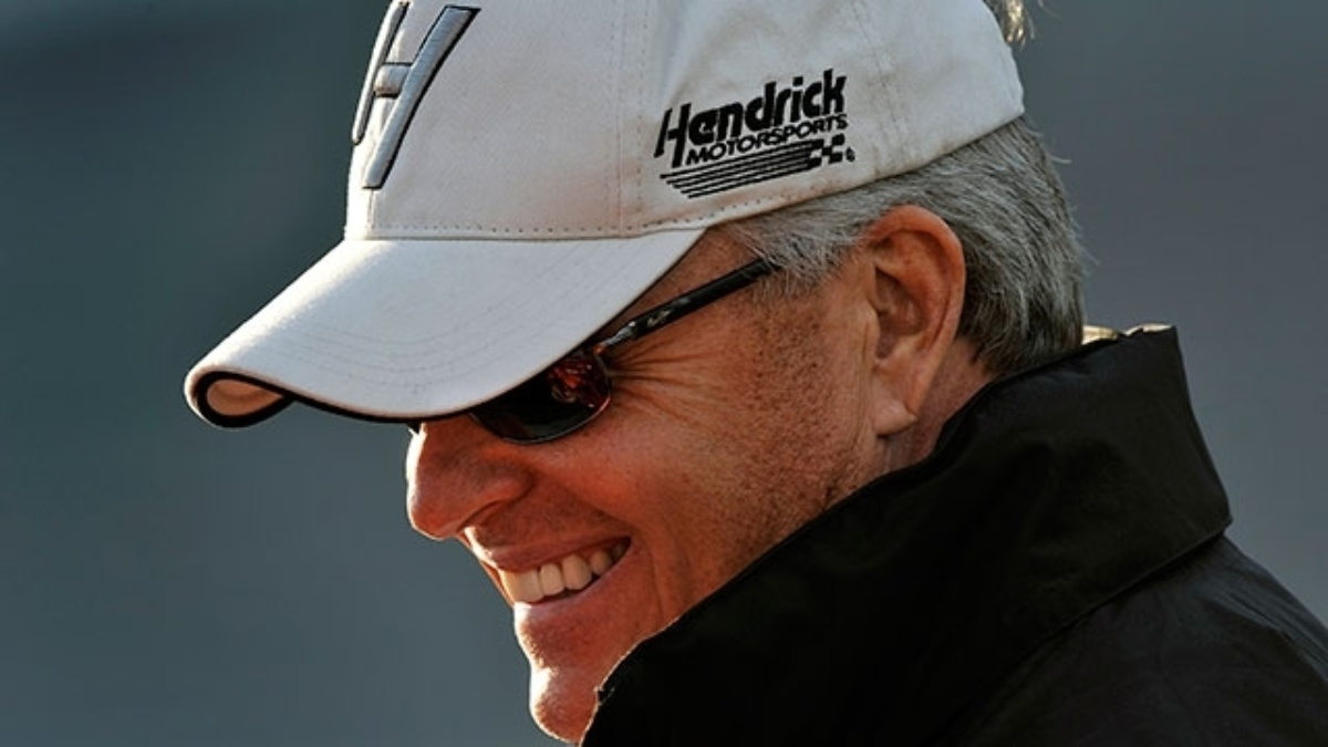 Hendrick to be inducted into North Carolina Sports Hall of Fame
