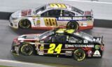 Hendrick Motorsports in Daytona's exhibition race
