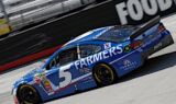 Kasey Kahne, No. 5 team at Bristol