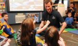 Kasey Kahne, Farmers Thank A Million Teachers