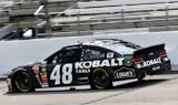 Jimmie Johnson, No. 48 team at Richmond