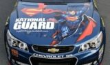 National Guard/Superman Chevy SS unveiled