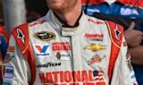 Dale Earnhardt Jr., No. 88 team at Charlotte