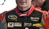 Jeff Gordon, No. 24 team at Kentucky