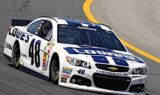 Jimmie Johnson, No. 48 team at New Hampshire