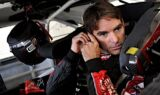 Jeff Gordon, No. 24 team at New Hampshire