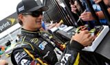 Jeff Gordon, No. 24 team at Pocono