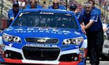 Kasey Kahne, No. 5 team at Watkins Glen