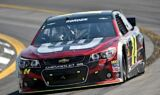 Jeff Gordon, No. 24 team at Watkins Glen