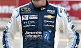 Jimmie Johnson, No. 48 team at Michigan