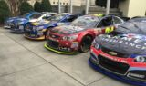 Hendrick Motorsports at the Media Tour