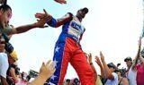 No. 48 team at Daytona