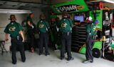 No. 5 team at Indianapolis