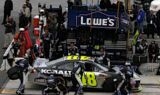 No. 48 team at Dover