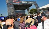 Chevy Stage at Daytona