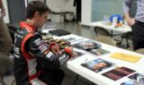 Jeff Gordon's Drive to End Hunger photo shoot
