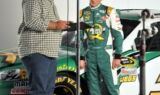 Kahne's Quaker State production day