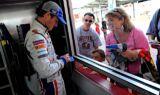 Hendrick Motorsports fans at Daytona Speedweeks