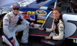 Kahne wins first pole with Hendrick Motorsports