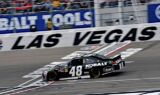 No. 48 team at Las Vegas
