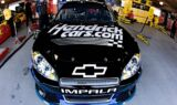 No. 5 team at Martinsville