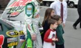 Earnhardt's Diet Mountain Dew shoot