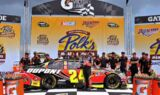 Gordon wins Talladega pole
