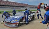 No. 5 team at Talladega