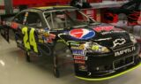 The No. 24 Pepsi MAX Chevrolet for Bristol
