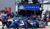 No. 5 team at Pocono