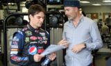Jeff Gordon's Pepsi MAX production day