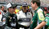 Earnhardt wins at Michigan