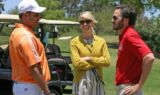 Johnson's foundation holds golf tournament