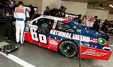 No. 88 team at Daytona