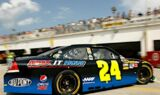 No. 24 team at Daytona
