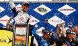Kasey Kahne wins New Hampshire