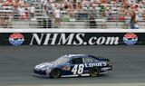 Jimmie Johnson's No. 48 team at Loudon