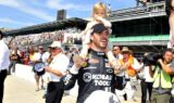 Jimmie Johnson wins Indy
