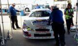 Chase Elliott at Iowa Speedway