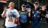 Hendrick Motorsports fans at Bristol