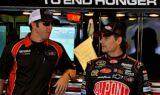 Jeff Gordon and the No. 24 team at Atlanta