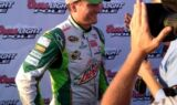 Earnhardt wins pole at Richmond