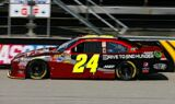 Jeff Gordon and the No. 24 team at Richmond