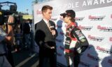 Gordon wins Loudon pole