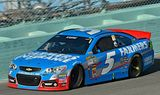 Kasey Kahne, No. 5 team at Homestead